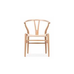 Forhøj Wegner Y-stol